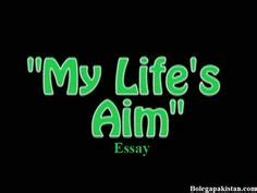 Essay on my aim to become a doctor